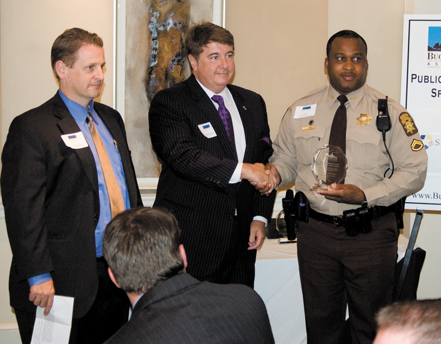County, Zone 2 officers honored - Reporter Newspapers