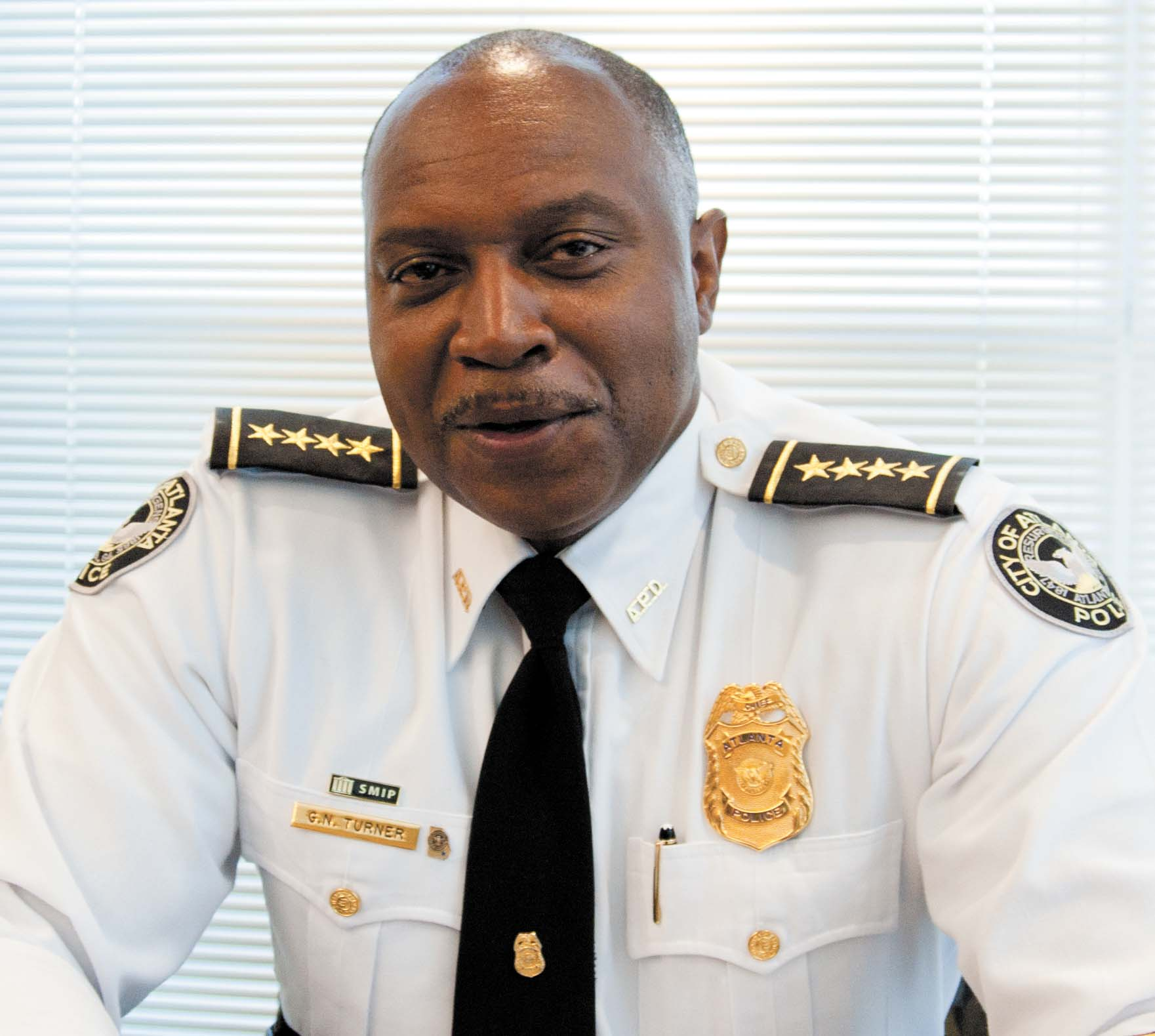 APD Chief George Turner talks public safety at Buckhead Business Association lunch