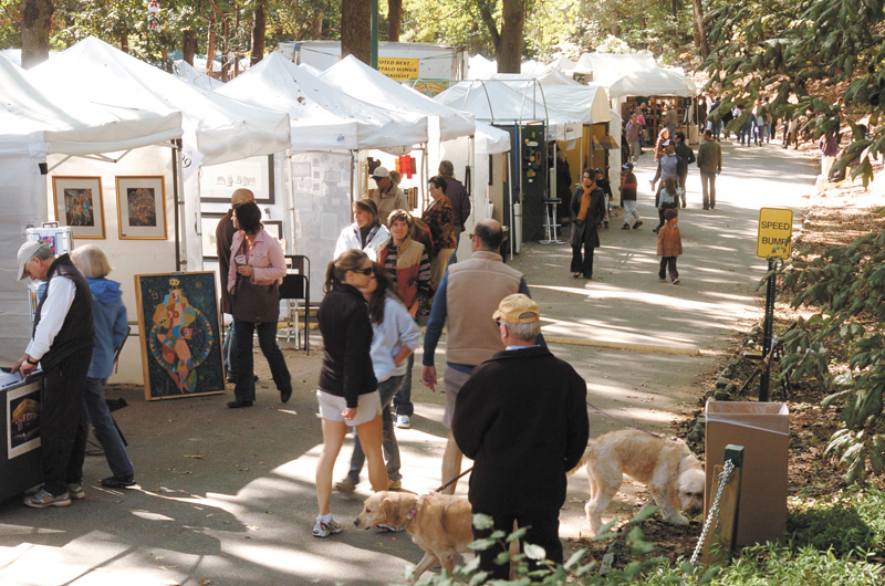 Arts Festival returns to Chastain Park Nov. 6-7 with another first