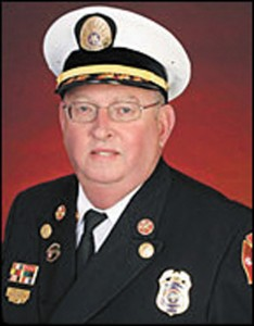 Sandy Springs Fire Chief Jack McElfish