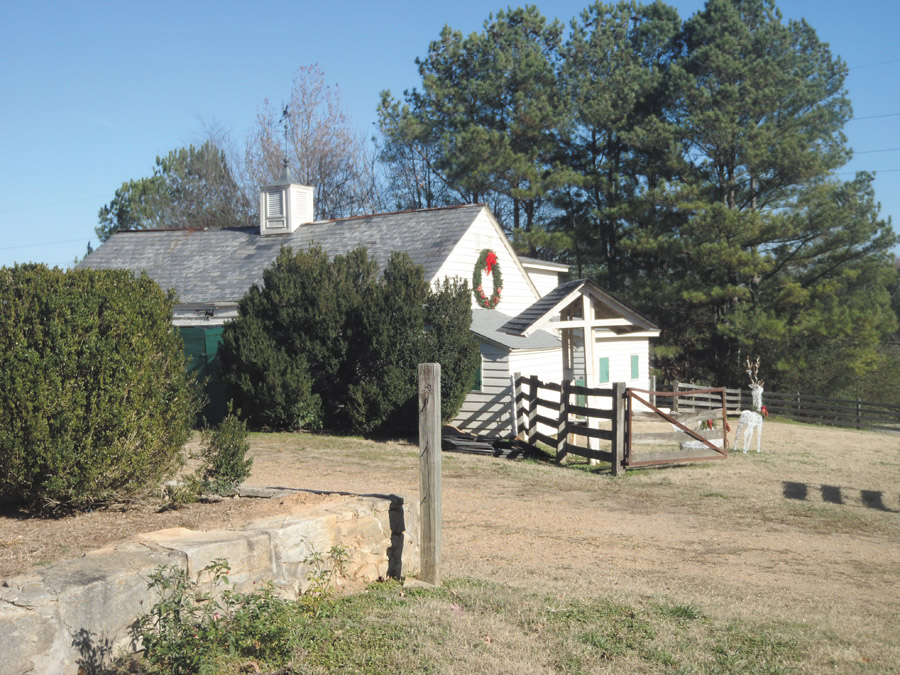 Historic farmhouse set to become a Dunwoody cultural offering