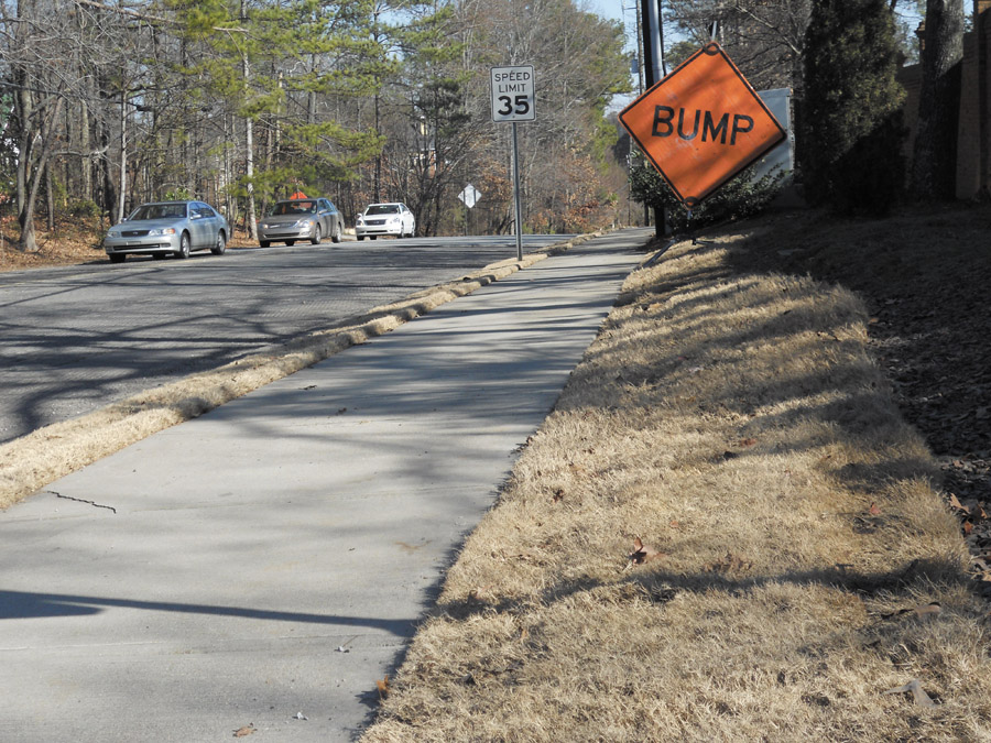 Bumpy road irks drivers, but 2011 should be smoother