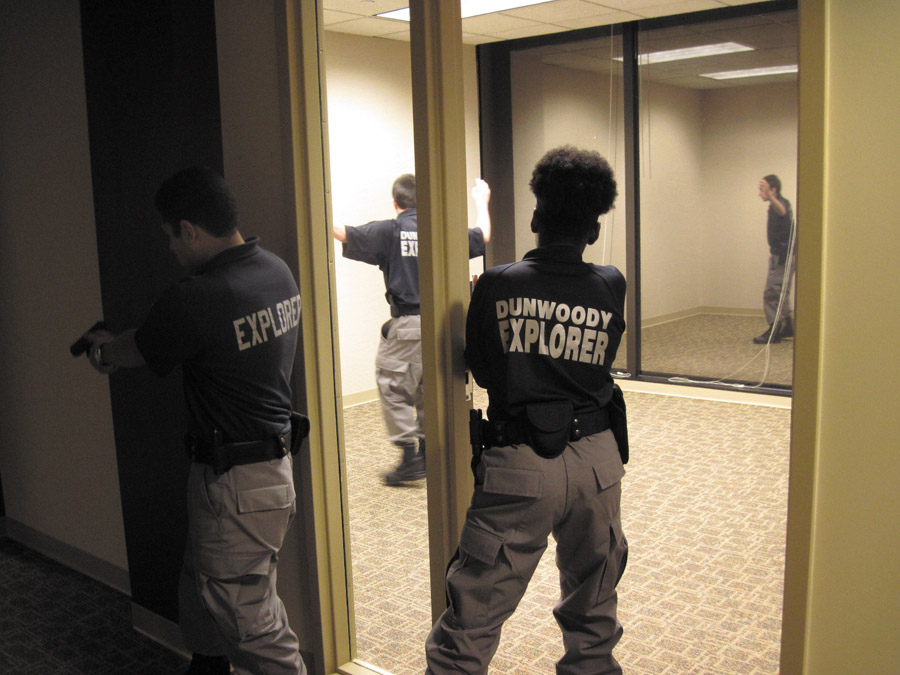 Dunwoody Police invites young men and women to 'explore'