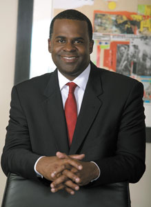Atlanta Mayor Kasim Reed