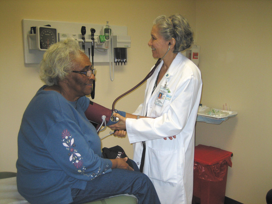 Grady clinic offers health services to Fulton, DeKalb residents
