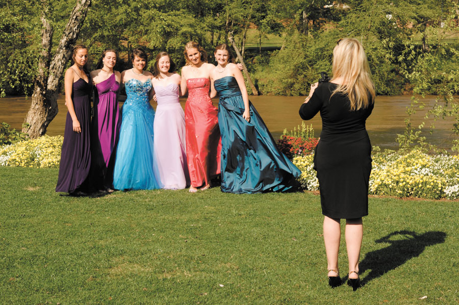 or rent the 'perfect' prom dress