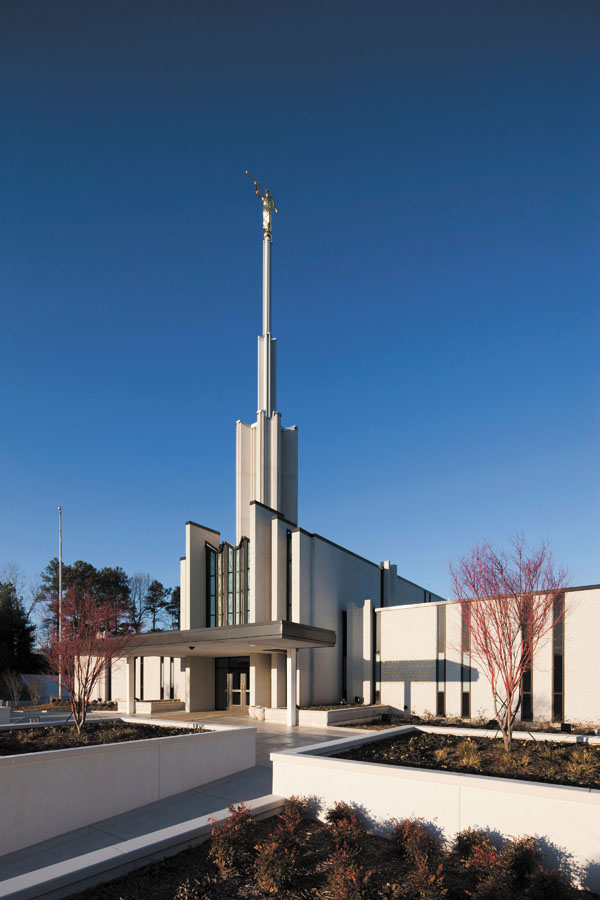 Tall City Delivery >> Mormon Temple in Sandy Springs open to public through ...