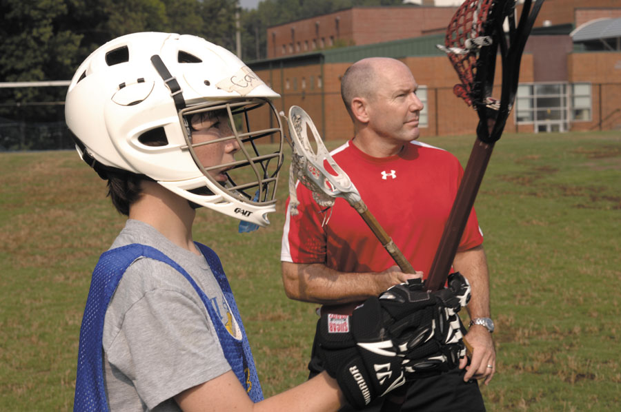 As transplants move to local schools, a new sport sticks