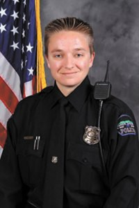 Officer Shelly Weed