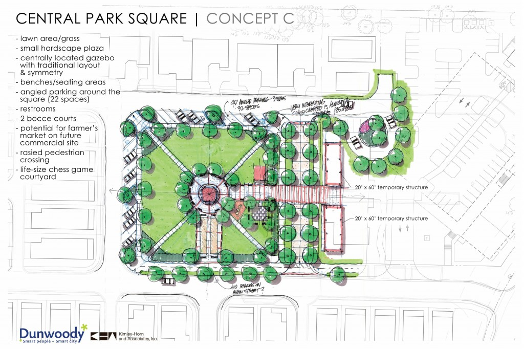 New City Parks On The Horizon For Dunwoody Reporter