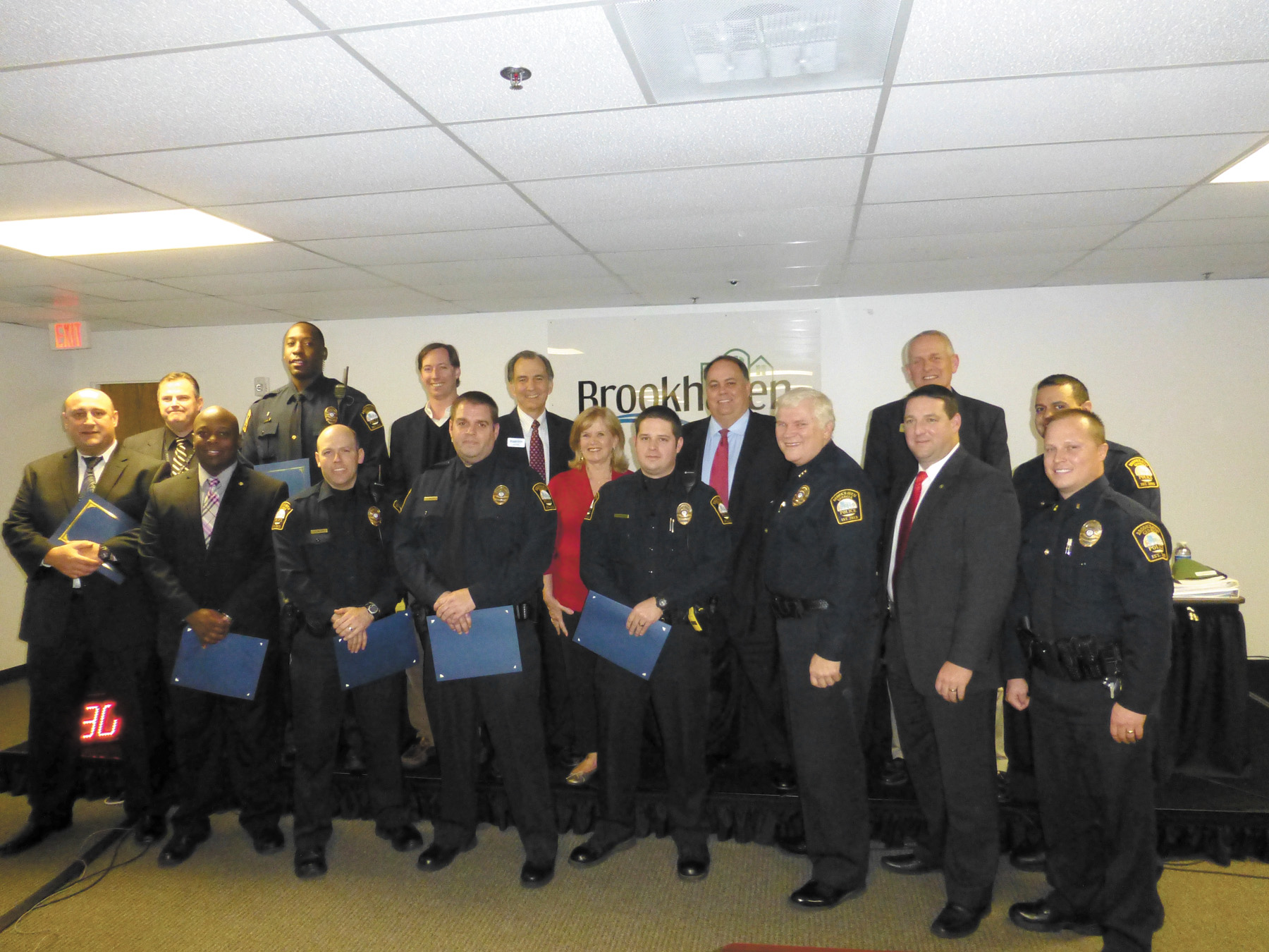 brookhaven police honor officers for phenomenal work reporter brookhaven city council honored police officers who went above and beyond the call of duty