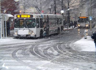 Update Marta Resumes Modified Bus Service On Friday