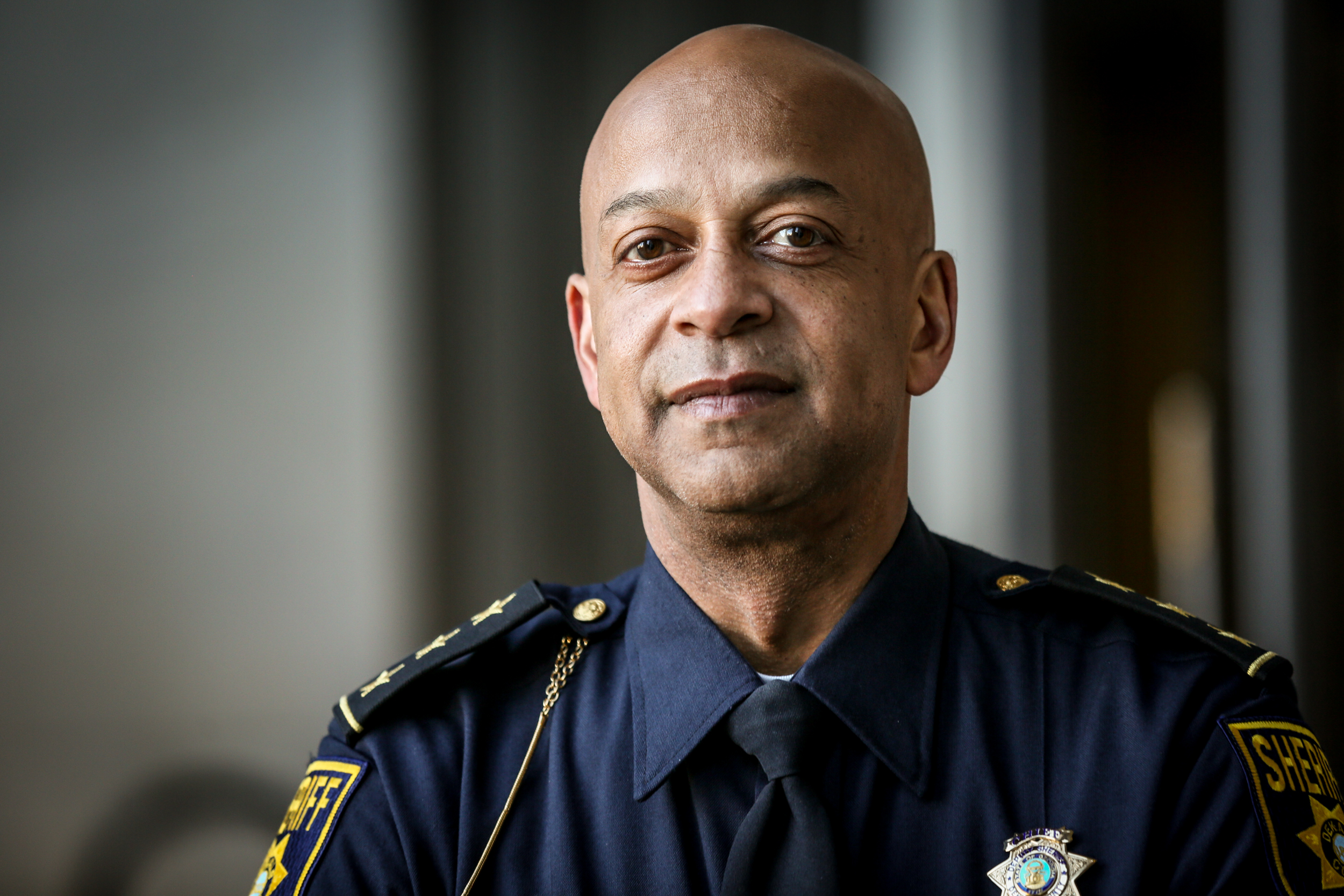 Sheriff allegedly exposes self in Piedmont Park, runs from police