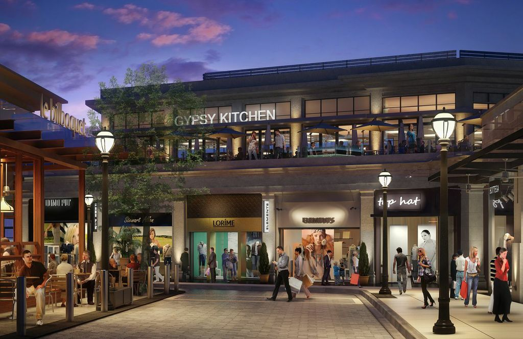 A New Rendering From Buckhead Atlanta Showing The Gypsy Kitchen Space.