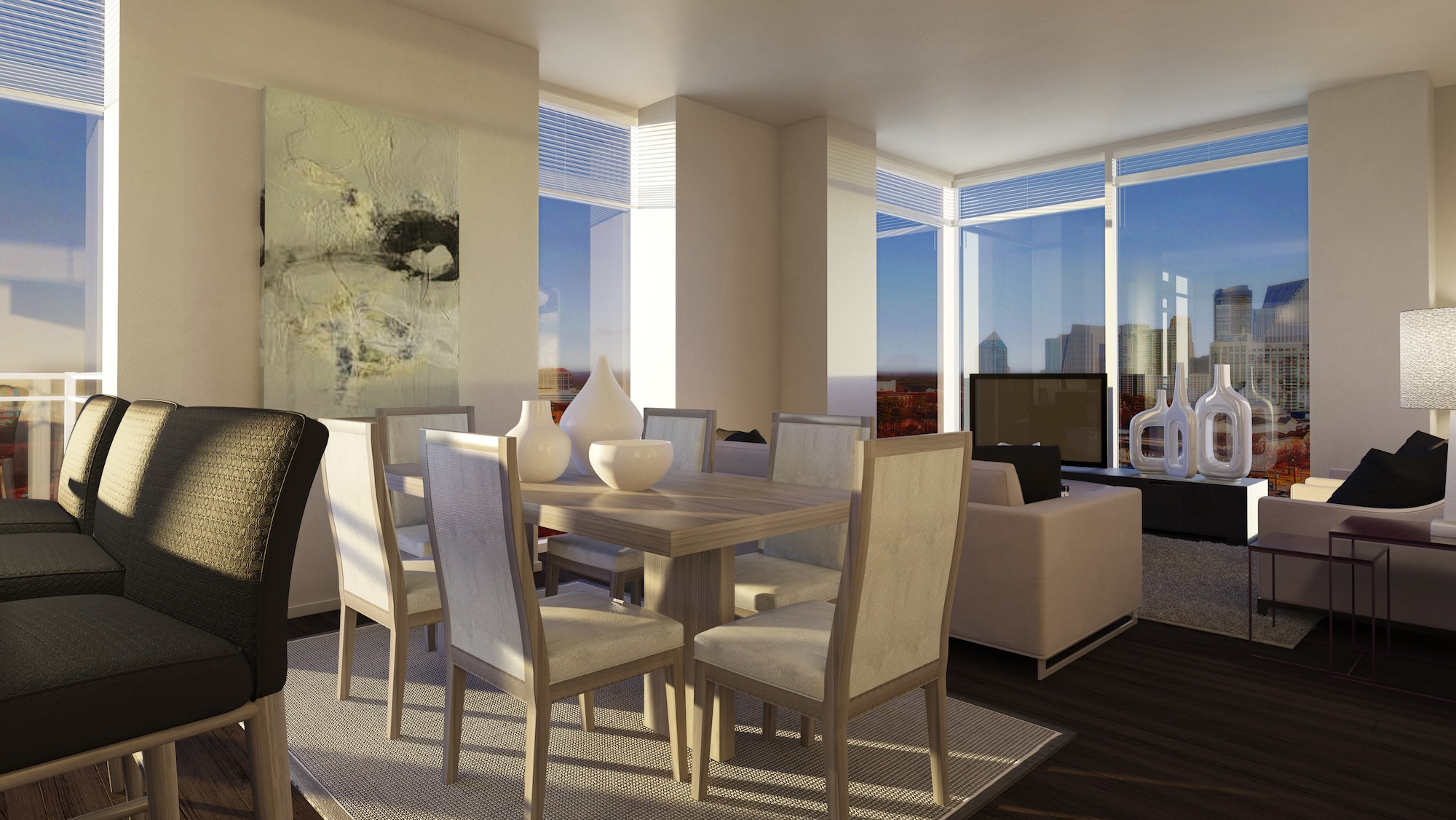 the residence buckhead atlanta offers 370 luxury high rise apartment