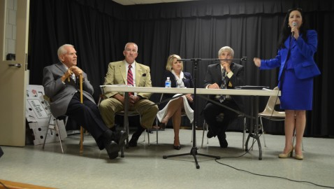 DeKalb District 1 commission candidates talk about ways to clean up DeKalb County