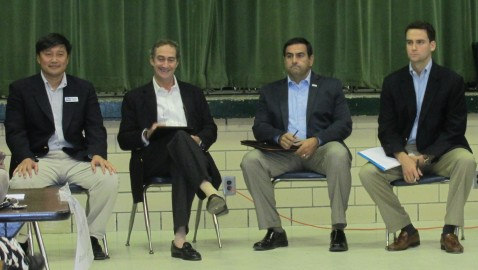 Brookhaven's District 2 candidates talk 'smart growth' at forum