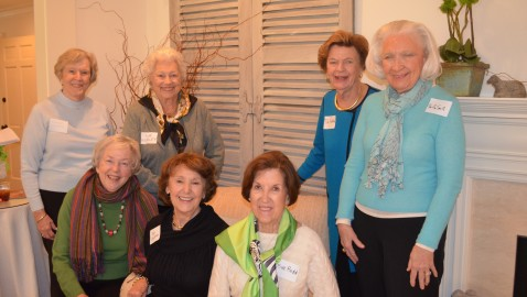 'Ivy' – 'a great garden club' – marks its 75th year