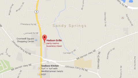 SUV drives into west wall of Hudson Grille in Sandy Springs