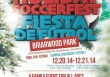 Holiday Soccerfest in Brookhaven this weekend