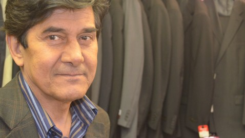 Is that sew? Local tailors want to make you look good