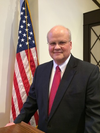 Dunwoody Councilman Terry Nall plans to seek re-election in 2015.
