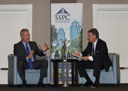mercedes benz usa ceo discusses sandy springs hq move reporter newspapers. Black Bedroom Furniture Sets. Home Design Ideas