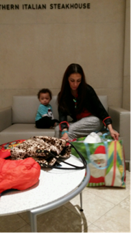 Ryan Alwadi, 14 months old, was kidnapped by his mother at Lenox Square Mall Monday Dec, 21.