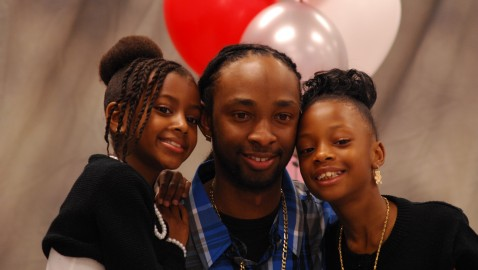 Families turn out for Sandy Springs' annual Daddy-Daughter Dance