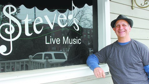 Steve's Live Music owner singing a new tune in entertainment