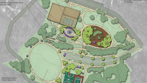 Brookhaven's site-specific master parks plan price tag nearly $28 million