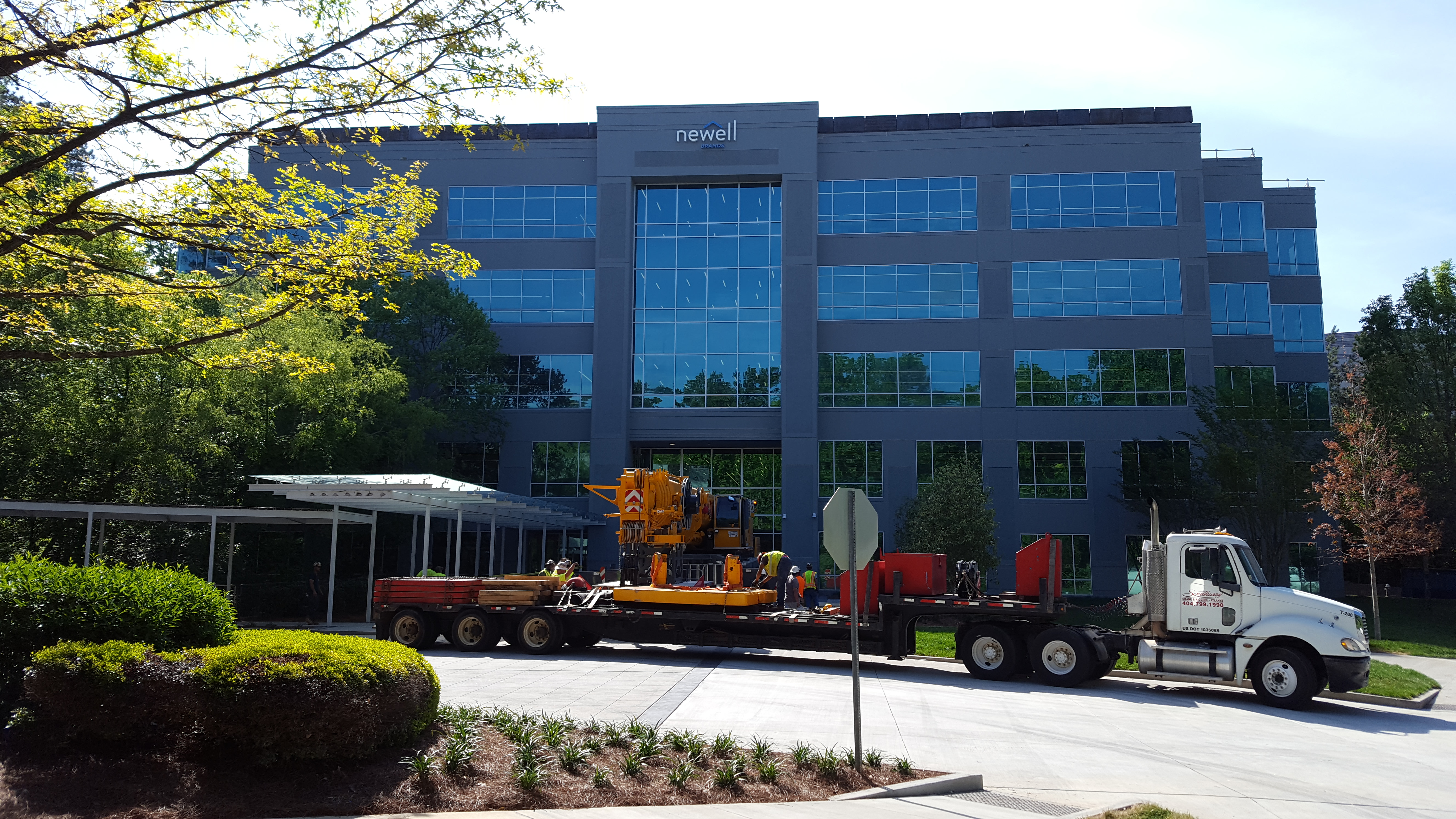 Newell brands to move hq from sandy springs to new jersey reporter newspapers - Newell rubbermaid atlanta office ...
