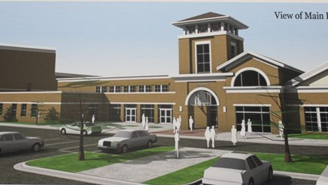 New Brookhaven school named for U.S. Rep. John Lewis as residents talk impacts