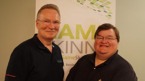 Father, son team up on Perimeter-based video gaming business