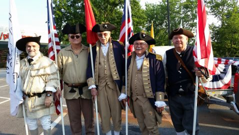 New chapter of Sons of the American Revolution promotes history