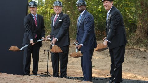Mercedes-Benz USA breaks ground on new Sandy Springs headquarters