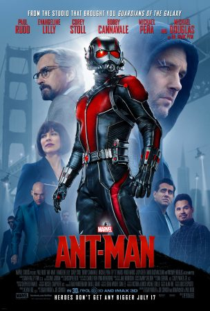 "The hit Marvel superhero movie ""Ant-Man"" is among the Atlanta-made films that has brought work to Perimeter Center area business people."