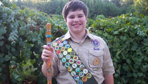 Boy Scout clears Dunwoody Nature Center of invasive species