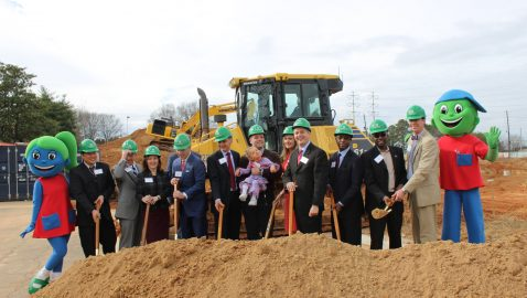 CHOA breaks ground in Brookhaven on new Center for Advanced Pediatrics