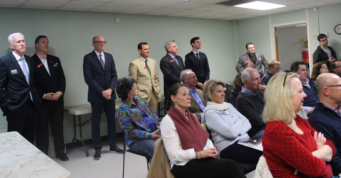 Eight candidates for Congressional seat make pitches to Dunwoody Homeowners Association