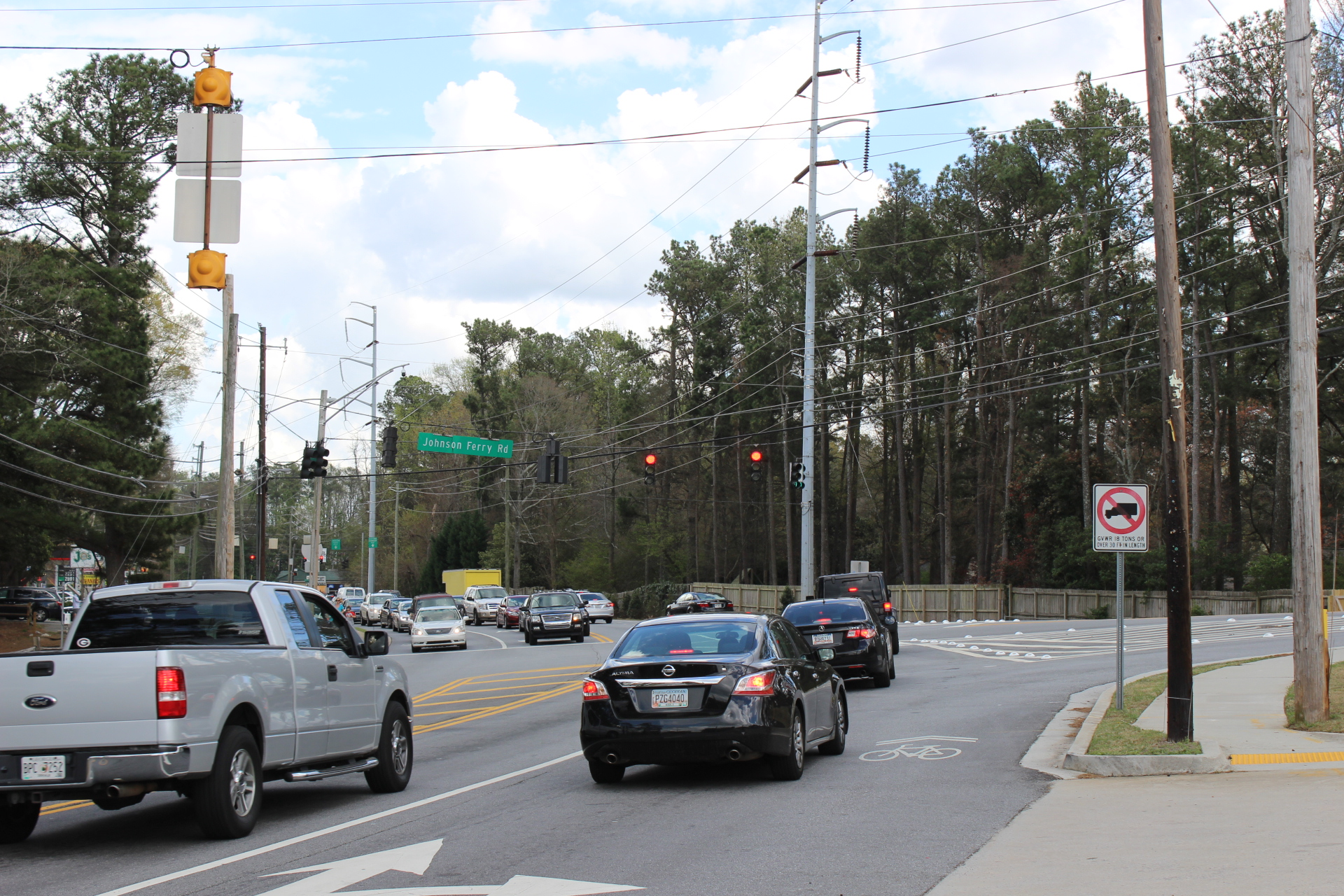 Walkers, drivers react to Brookhaven intersection redesign plan