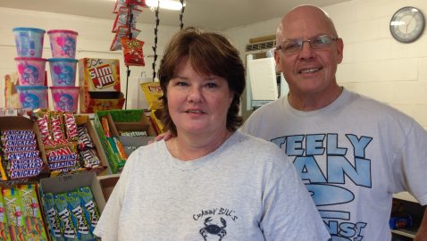 Mom-and-pop concession stand hits home run at Dunwoody ballfields