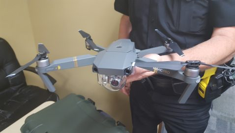 Sandy Springs council approves police drone