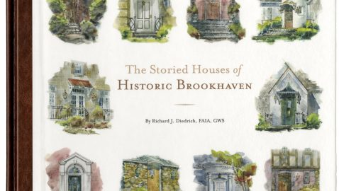 Book honors endangered houses of Historic Brookhaven