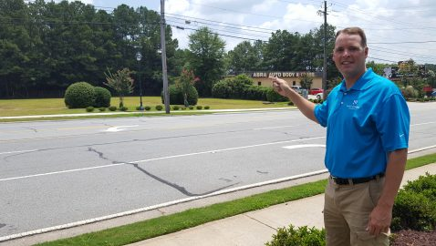 Sandy Springs gears up to remake northern Roswell Road