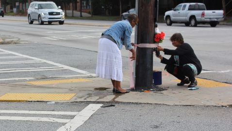 Group pushes for crosswalk fixes after Buckhead pedestrian death