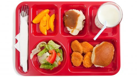 Schools' rules deal with big unpaid lunch bills