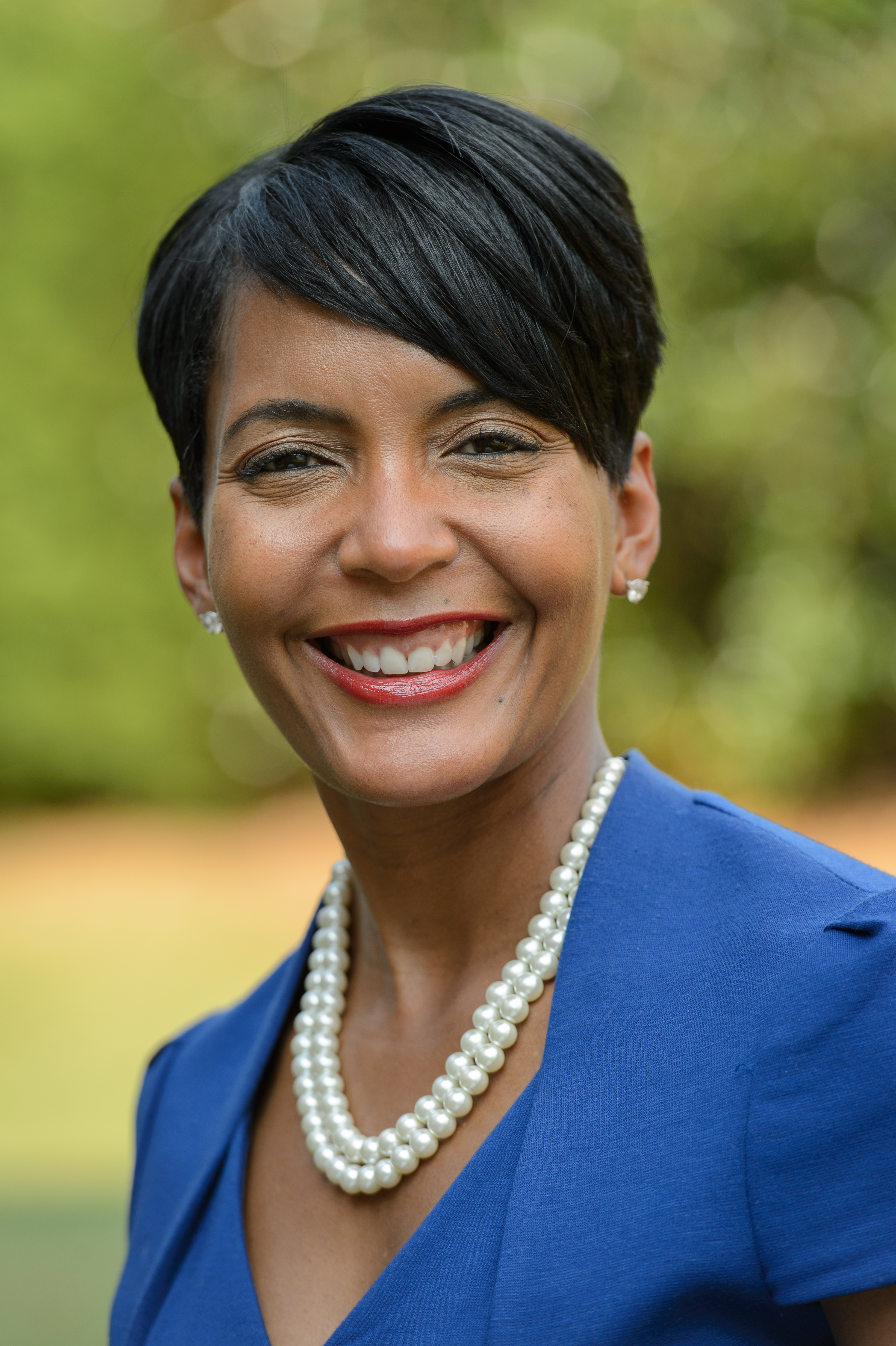 Voters Guide Keisha Lance Bottoms