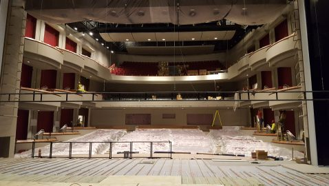 City Springs event bookings, theater space take shape
