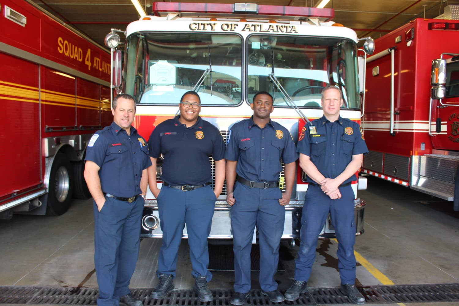 After 25 years, Phipps Plaza fire station gets a new home - Reporter